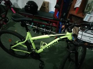 Bicicleta Btwin Rockrider340 Color Verde