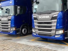 Scania R450a 6x2 High 2019