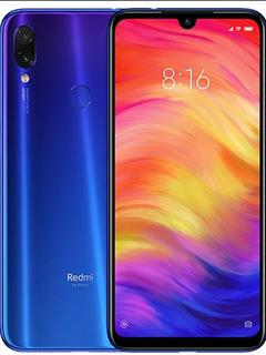 Xiaomi Readmi Note 7 Tienda Fisica + Forro+vidrio+audífonos