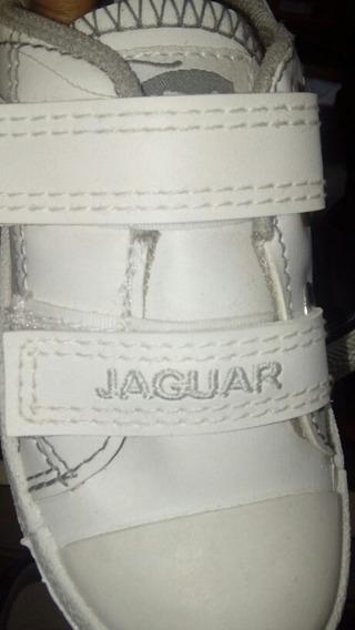 Zapatillas Jaguar De Niños/as