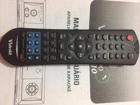 Controle Remoto Videoke 7500