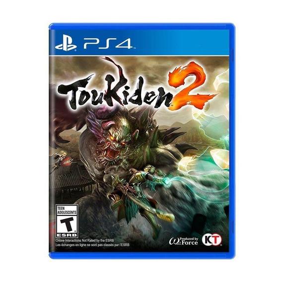 Toukiden 2 - Ps4 - Lacrado