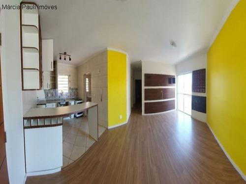 Imagem 1 de 15 de Apartamento A Venda No Residencial Hortolândia Iv - Jundiaí/sp. - Ap06311 - 69566461
