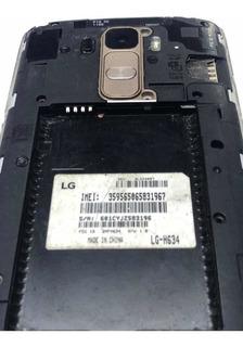 Celular LG Stylo H634 (detalle)