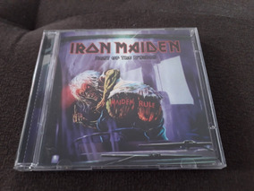 Cd Iron Maiden - Best Of The B Sides