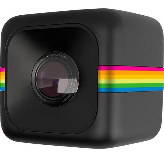 Câmera De Ação Polaroid Cube 6 Mp Fullhd Resistente À Água