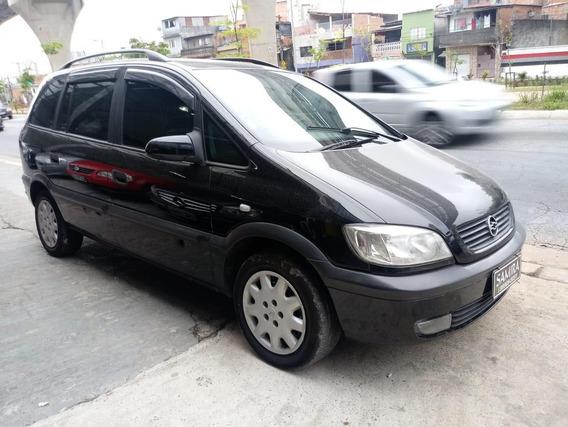 Chevrolet Zafira 2.0 Completa 2002 Barata