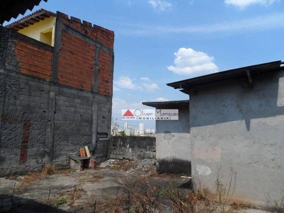 Terreno À Venda, 350 M² Por R$ 850.000,00 - Vila Yara - Osasco/sp - Te0239