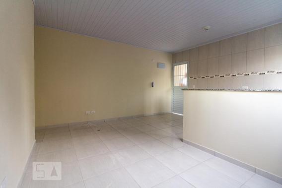 Casa Para Aluguel - Jaguaré, 1 Quarto, 40 - 893116528