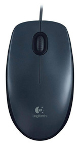 Mouse Usb Logitech M90 Ambidestro 1.000 Dpi Windows 10