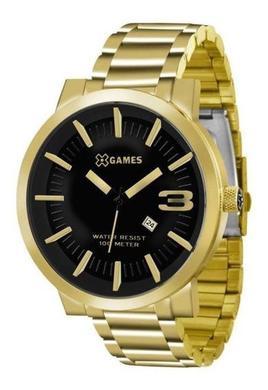 Relógio Xgames Xmgsa007-p2kx - Dourado