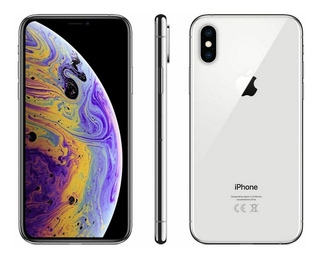 iPhone Xs Max Color Plata De 256 Gb