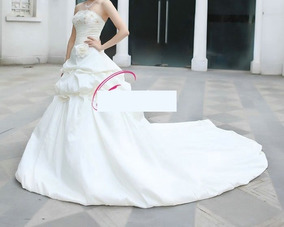 Vestido De Noiva - Off-white - 40 - Pronta Entrega - Vn00202