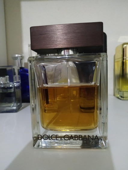 Perfume The One Dolce Gabbana Sem Caixa
