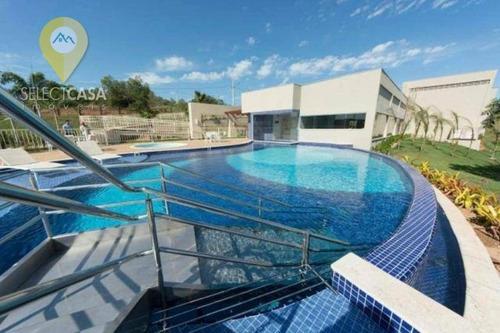 Imagem 1 de 18 de Terreno Riviera Park Residence Com 614m² - Te0132