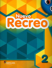 Nuevo Recreo - Libro Del Alumno - 2º Ano - 3ª Ed. 2014