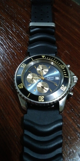 Relógio Jaguar Modelo Jcga 805 Extremamente Bonito