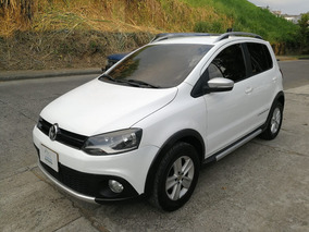 Volkswagen Crossfox 1.6 Mec 4x2 2012 941