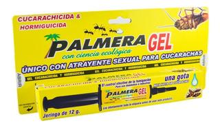 6 Unidades Veneno Ecológico Cucarachicida Palmera Gel Origin