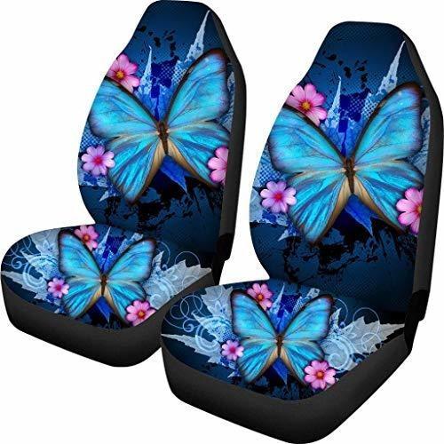 Abrazos Idea Fundas De Asiento De Coche Para Mujer Azul Anim