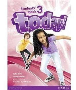 Today! 3 - Student´s Book - Pearson