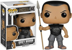 Grey Worm - Miniatura Importada A Game Of Thrones Funko Pop!