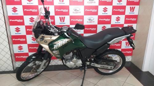 Yamaha Tenere 250 Verde 2017