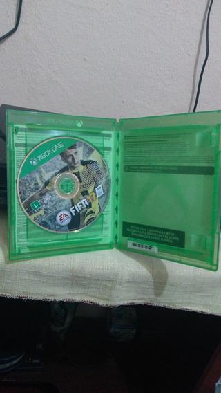 Jogo Fifa 17 Xbox One Usado.