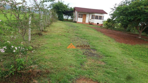Chácara À Venda, 756 M² Por R$ 200.000,00 - Zona Rural - Delfinópolis/mg - Ch0068