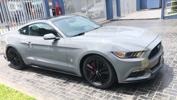 Ford Mustang 2.3 Ecoboost Turbo