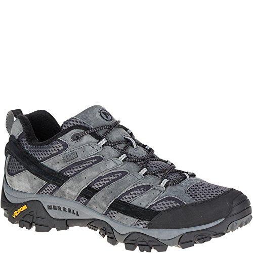 Merrell Hombres De Moab 2 Zapatos De Trekking Impermeables.