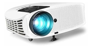 Retroproyector, Home Theater Video Projector P Hd Movie...