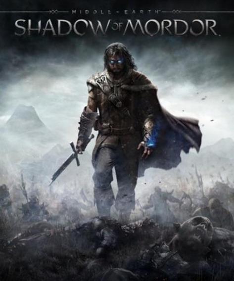 Middle Earth: Shadow Of Mordor - Mídia Física