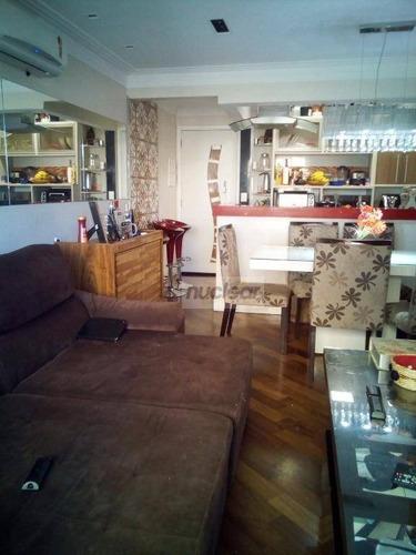 Apartamento Residencial À Venda, Jardim Nove De Julho, São Paulo. - Ap1641