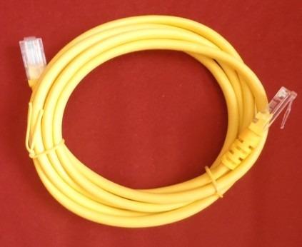 Cable De Red 2 Metros Internet Pc Laptop Modem Routers