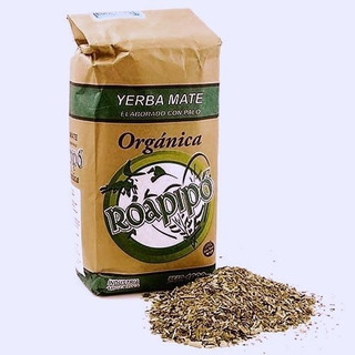 Yerba Mate Orgánica Roapipo 500grs, Suave