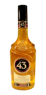 Licor 43 Botella 750 Ml