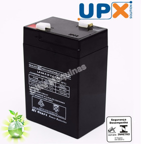 Bateria Para Balança Digital Eletrônica Upx Garantia 1 Ano