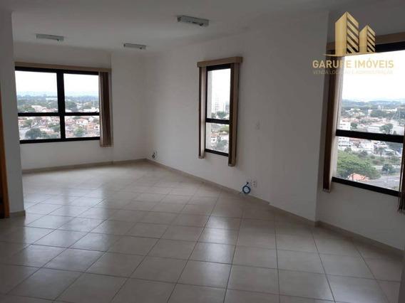 Sala À Venda, 40 M² Por R$ 250.000 - Centro - São José Dos Campos/sp - Sa0030