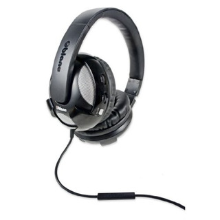 Doble Conductor Auricular Negro