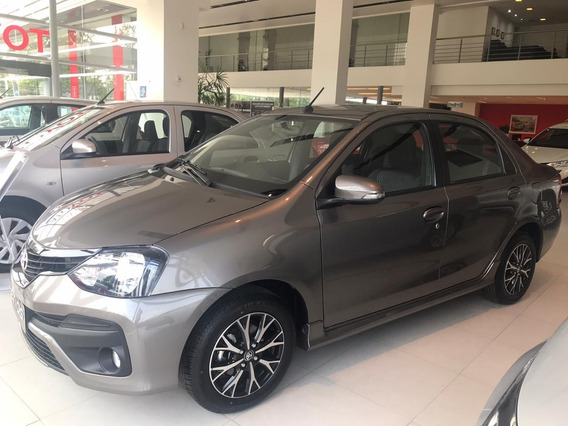 Toyota Etios Xls 4ptas. At 2019
