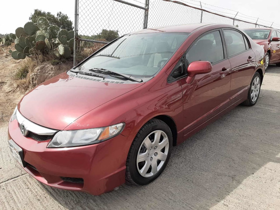 Honda Civic D Lx Sedan 5vel Mt 2010