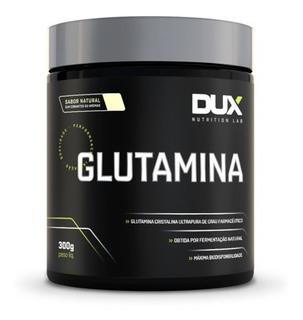 Glutamina 300g Dux Nutrition 100% Pura Original Promoção