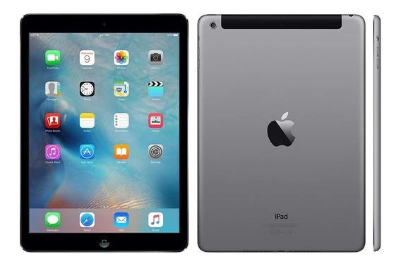 iPad Air 1 Geração 32 Gb, Cinza Espacial, Wi-fi
