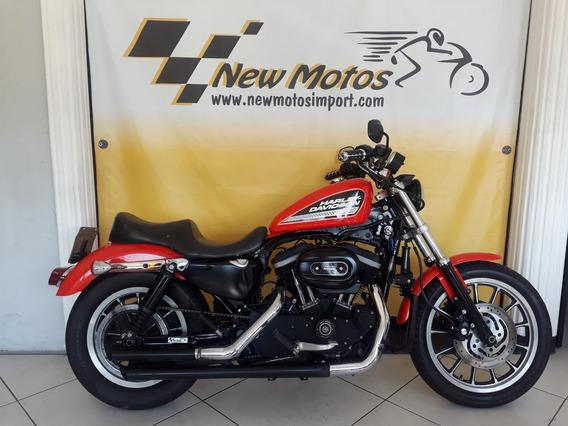 Harley 883 R 2008 Lindíssima