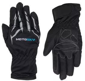 Luva Motociclista 100% Impermeável Motosky Tam Ggg - 1442678