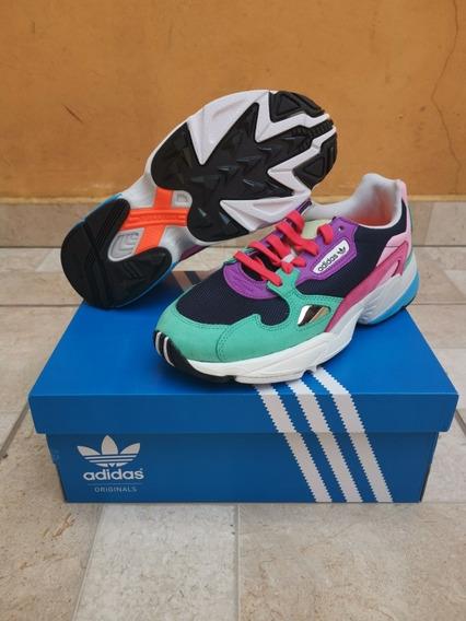 Tênis adidas Falcon W Multicolor