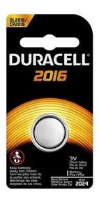 Bateria Cr De Lítio Metálico Duracell