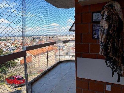 Imagem 1 de 18 de Apartamento Com 2 Dormitórios À Venda, 82 M² Por R$ 303.000,02 - Jardim Valéria - Guarulhos/sp - Ap3021