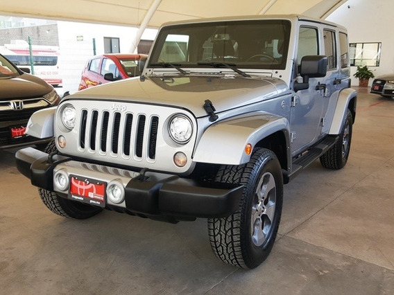 Jeep Wrangler Unlimited 4x4 Modelo 2018